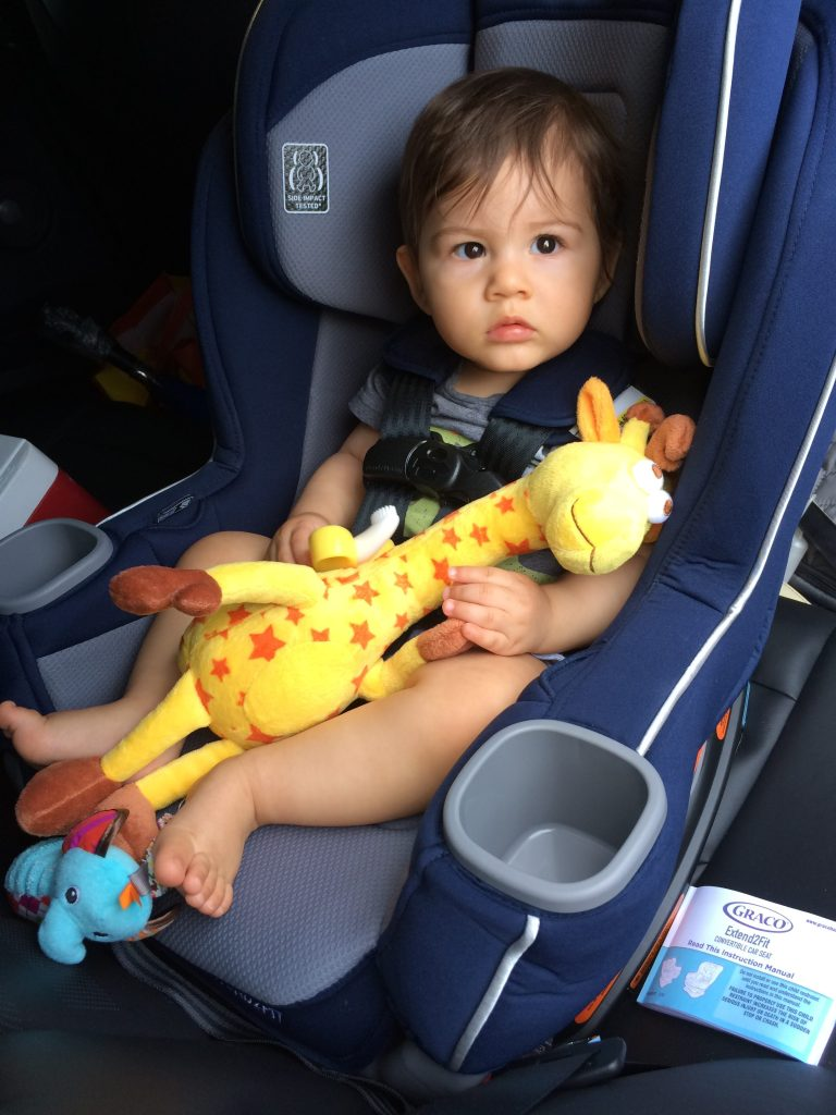 Baby Travel Essentials - Car Seat