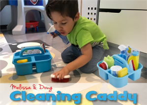Melissa & Doug Pretend Play Cleaning Set