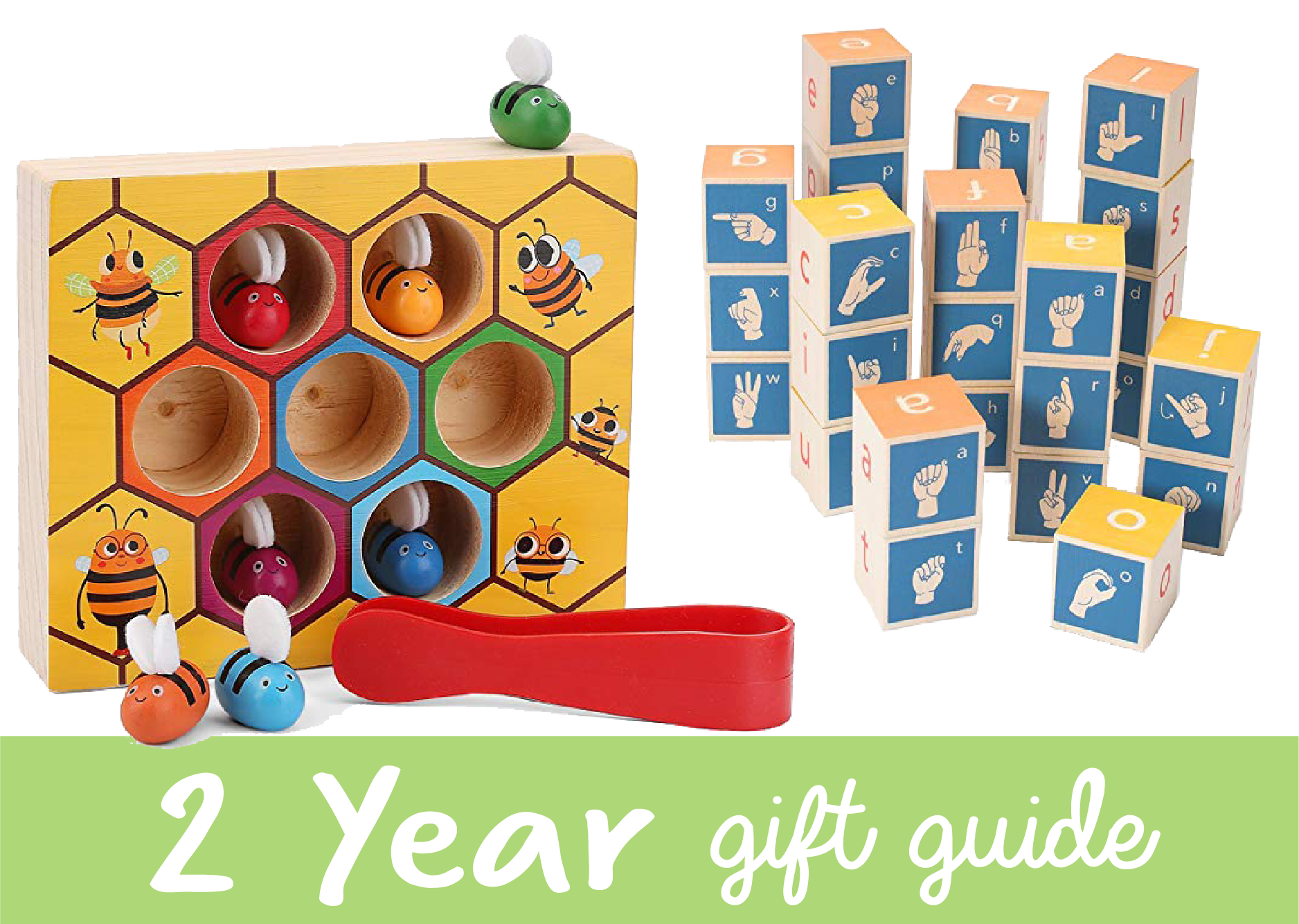 Toddler Development & Gift Guide for 2 Year Olds