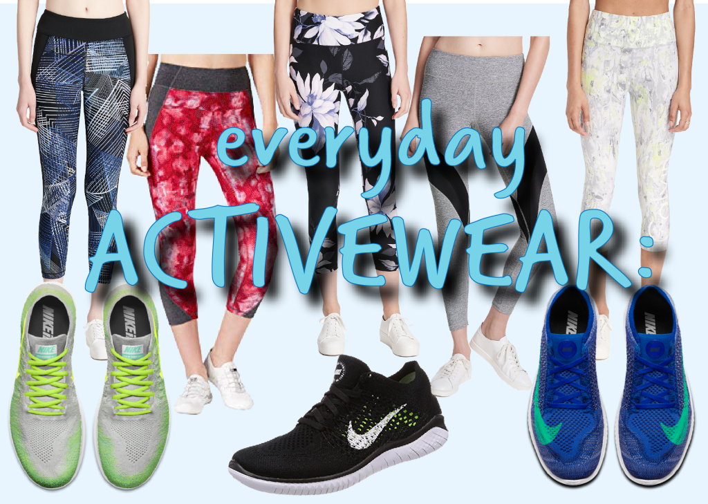 "My Favorite ""Workout"" Shoes & Leggings — Thanks Mommy Blog"