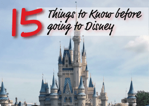 Read more about the article 15 Helpful Things To Know Before Your Trip To Disney World