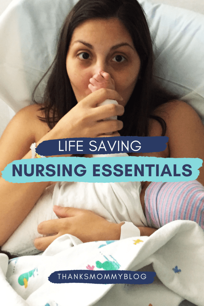 Greatest Life Saving Essentials For Every Nursing Mom
