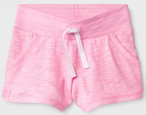 Toddler Girls' Trouser Shorts - Cat & Jack™ Pink