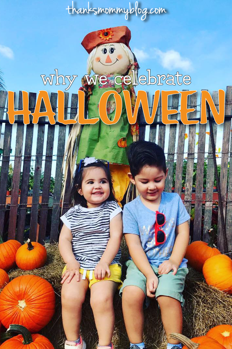 Celebrating Halloween with Toddlers