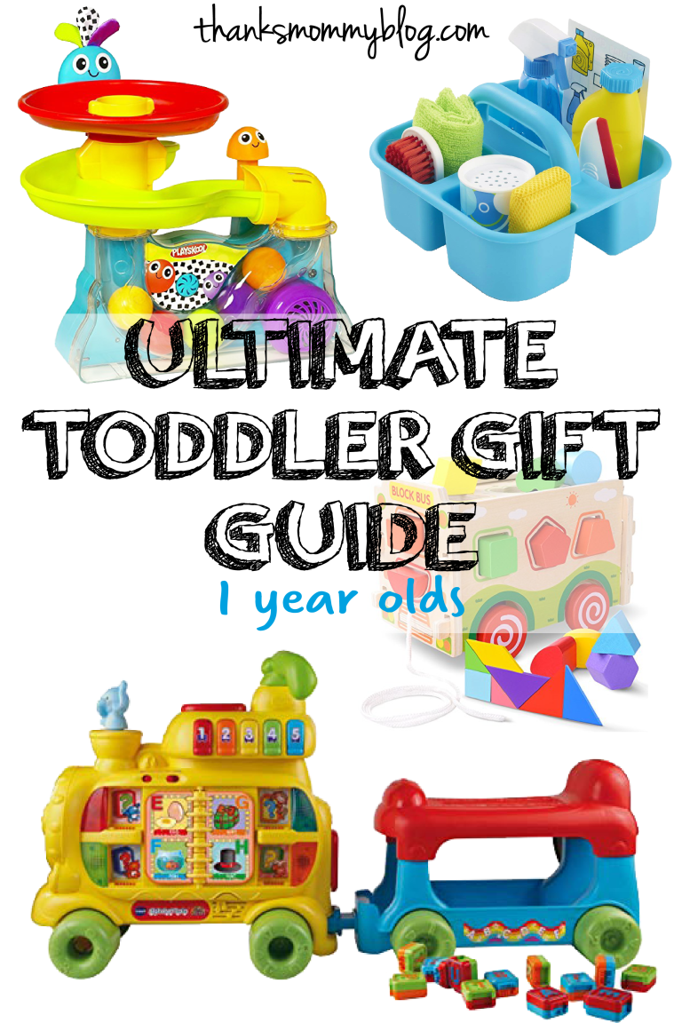 Ultimate Toddler Gift Guide for 1 Year Olds