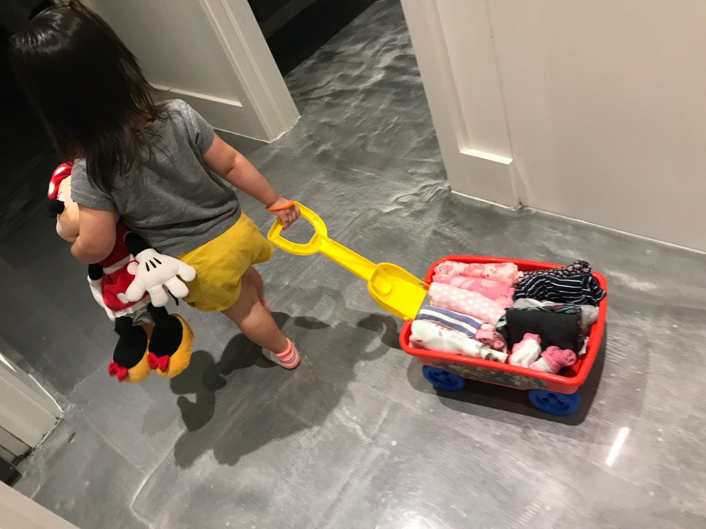 "Practical Toddler ""Chores"" That Encourage Independence"