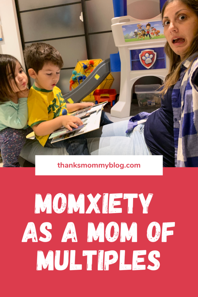 Momxiety As A Mom Of Multiples