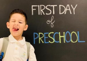Our First Preschool Experience – Finding Harmony in the Routine