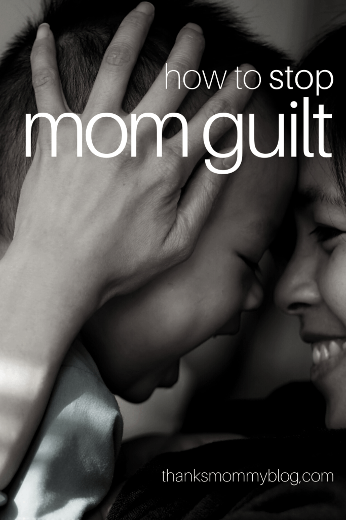Stop Mom Guilt From Stealing Your Self Confidence- A Simple How To