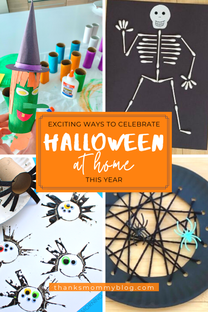 Exciting Ways To Celebrate Halloween At Home This Year