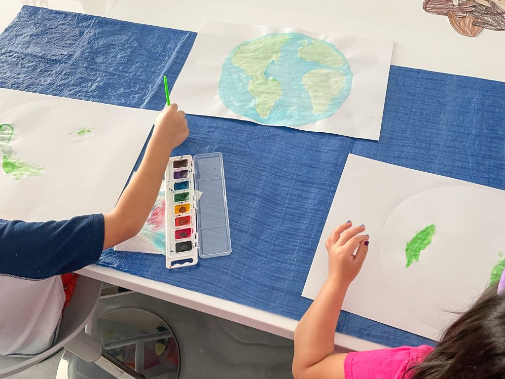 Diversity Craft For Kids