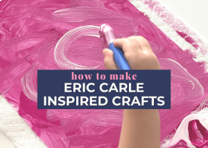 Read more about the article How To Make An Exciting Kids Eric Carle Inspired Craft
