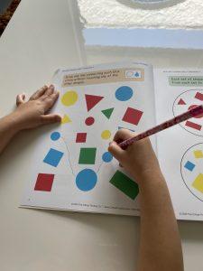 Preschool Workbook Review: Building Thinking Skills, Beginning 2