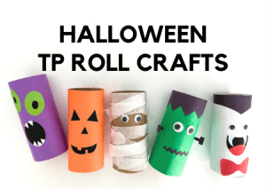 Read more about the article How To Make Super Fun Halloween Toilet Paper Roll Crafts For Kids