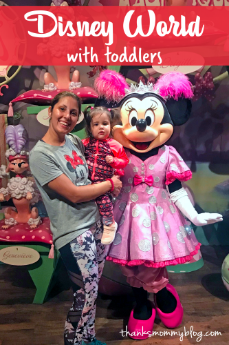Disney World with Toddlers