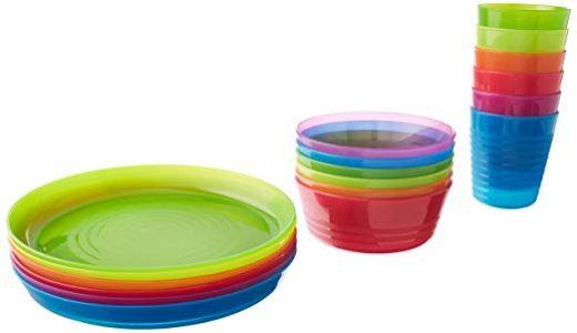 IKEA Plates & Cups Set