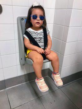 Bathroom Toddler Seat