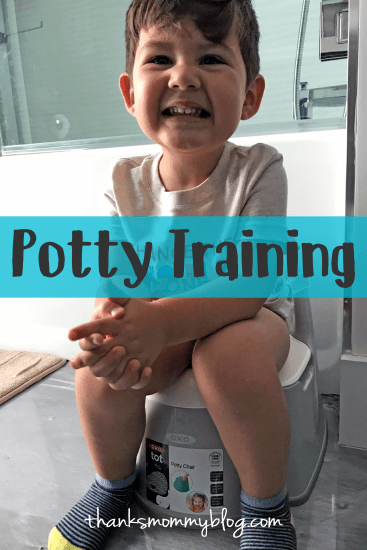 Potty Training Regression in Toddlers