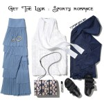 Get THE LOOK: Sporty romance