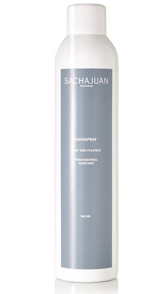 SACHAJUAN Hairspray - Light & Flexible, 300ml