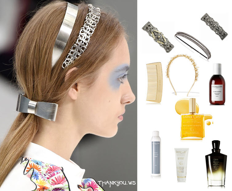 Shop the kit CHANEL - SILVER LININGS at Chanel SS16