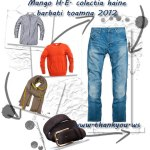 Catalog MANGO H.E colectia toamna/iarna 2012-2013 – Moda masculina