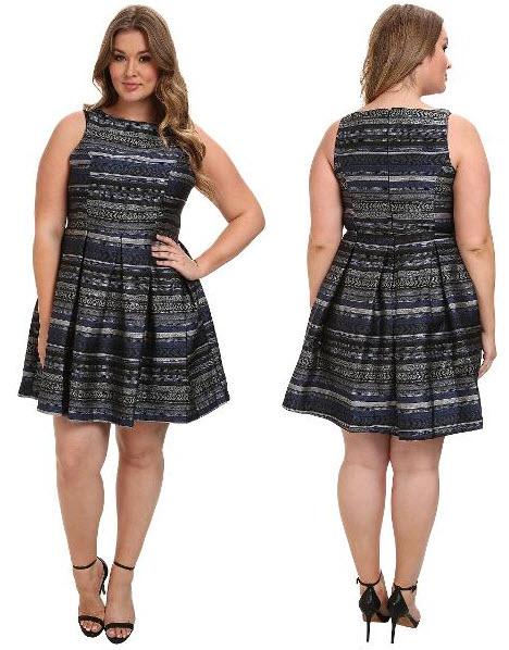 BB Dakota Plus Size Ciel Dresses