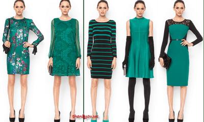 rochii verde smarald de la nissa