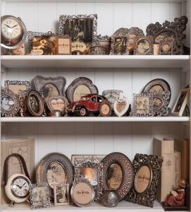 Rame foto vintage metalice de diverse dimensiuni si forme