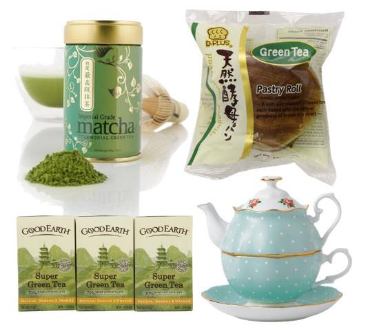 Cura de slabit cu ceai verde