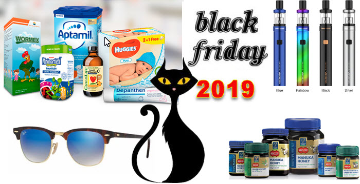 Promotii Black Friday magazine naturiste ochelari vedere 2019