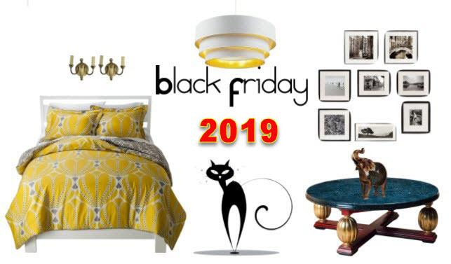 oferte promotii reduceri mobila si decoratiuni black friday 2019