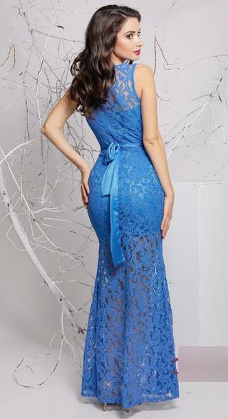 rochii de seara lungi ieftine albastre