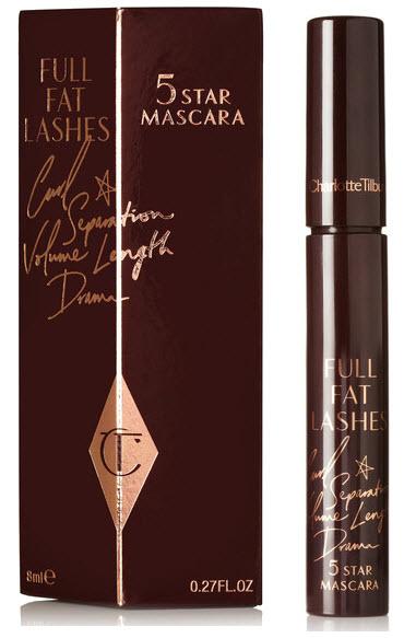 Full Fat lashes 5 Star mascara in Glossy Black