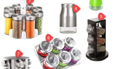 seturi de recipiente pentru condimente