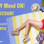 Fashion Days 30% Discount – HOLIDAY Mood ON!