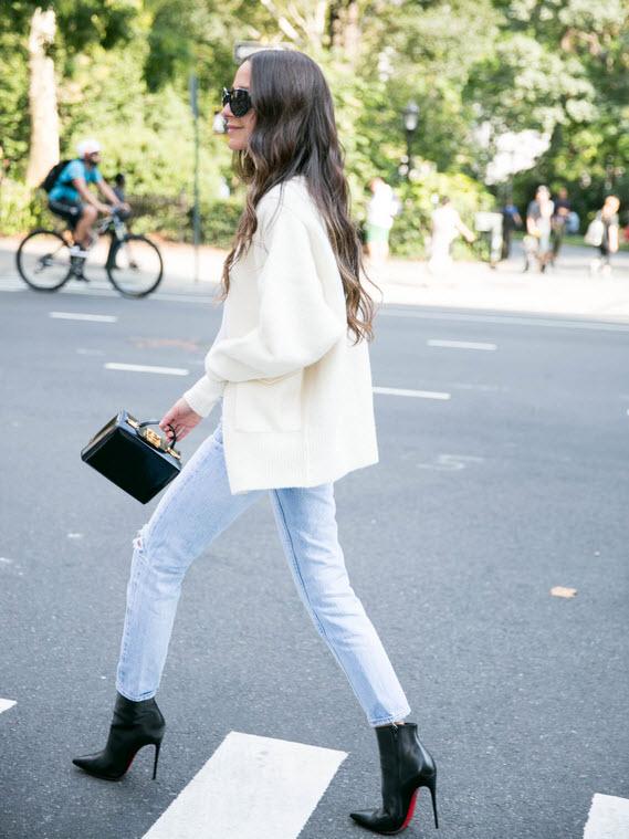 Botine cu toc ieftine vandute online - Modele cizme si botine stiletto piele naturala