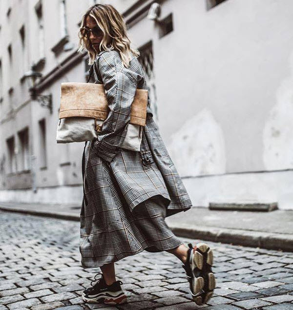 outfit cu geanta maxi Arlettis Coccinelle