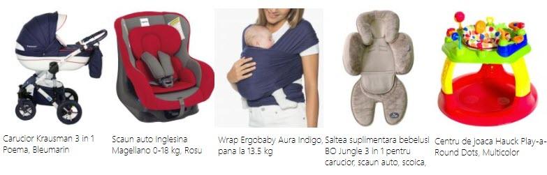 articolele de transport pentru bebe