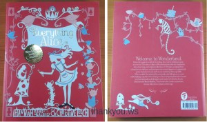Review carte Everything Alice pentru iubitorii Alice in tara Minunilor (cu VIDEO)