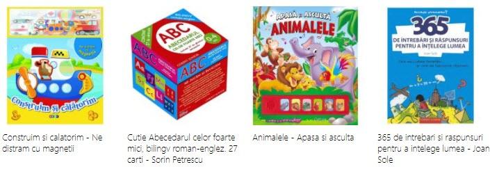 carti educative pentru copii reduceri emag