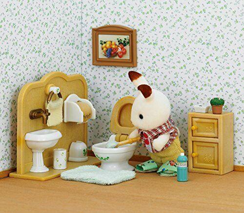 Cel mai bun pret pentru Toaleta cu figurina Sylvanian Families