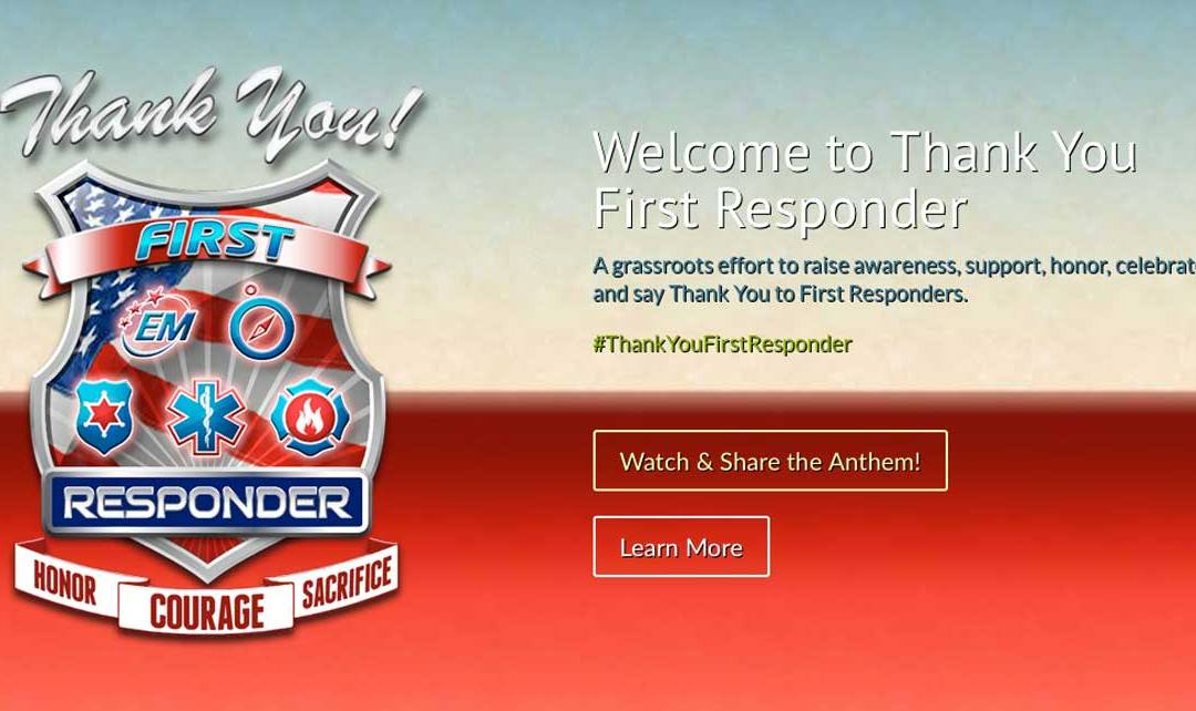 Supporters from 20 U.S. States, Canada and UK Request Resources to Promote First Responder Community Activities