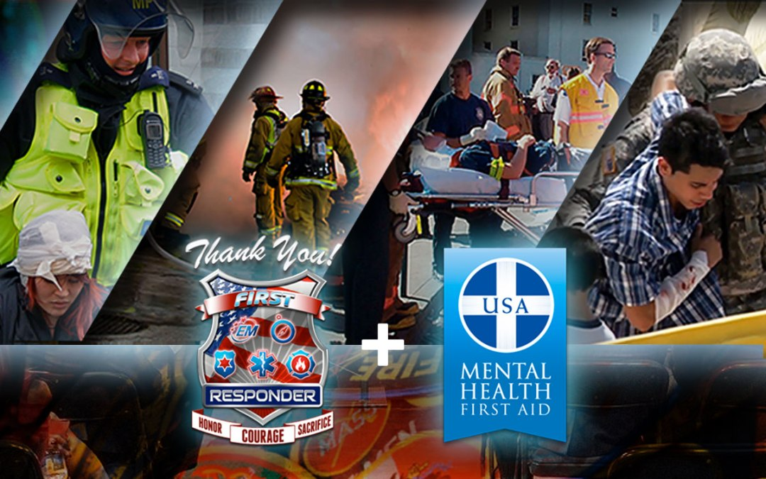 [Press Release] Thank You First Responder to Conduct Mental Health First Aid Training for Broward Sheriff's Office
