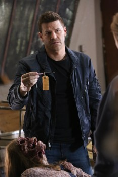 "BONES: David Boreanaz in the ""The Nightmare Within The Nightmare"" season finale episode of BONES airing Thursday, July 21 (8:00-9:00 PM ET/PT) on FOX. ©2016 Fox Broadcasting Co. Cr: Patrick McElhenney/FOX"