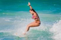 Surfer: Mia Larson