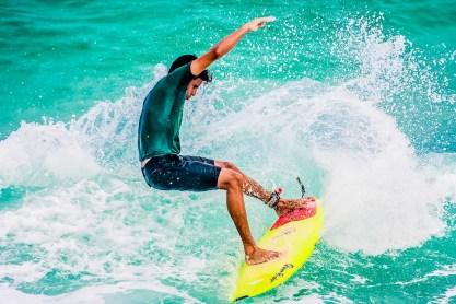 Surfer: Rocco