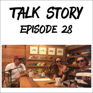 ThankYouSurfing - Talk Story - Episode 28 - Live Cover