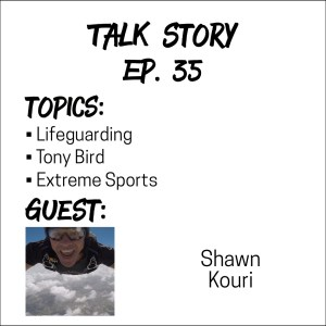 ThankYouSurfing - Talk Story - Episode 35 - Cover