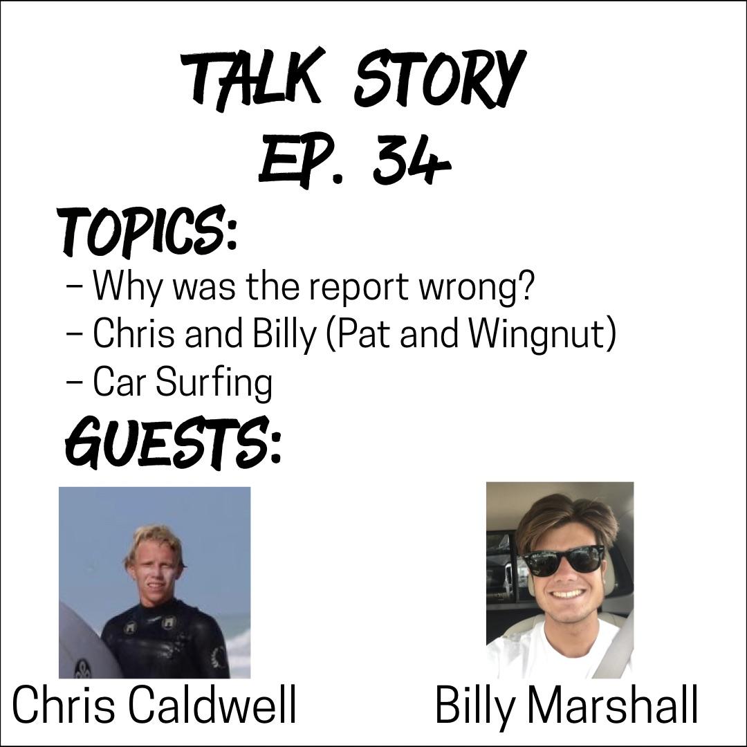 Talk Story: Episode 34